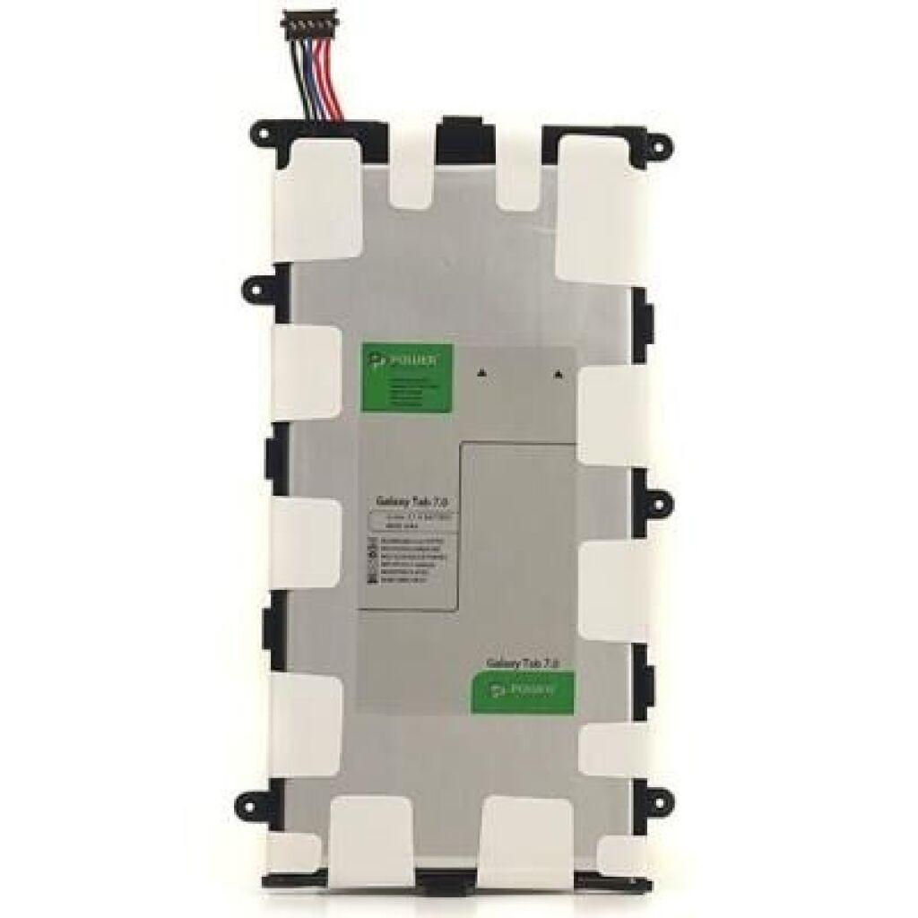 Аккумуляторная батарея PowerPlant Samsung GT-P6200 Galaxy Tab 7.0 (SP4960C3B) 4000mAh (SM170180)