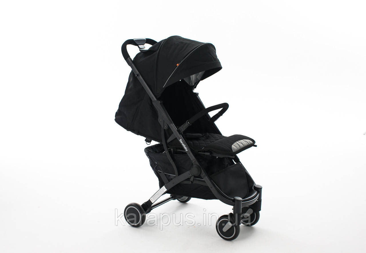 Прогулочная коляска Benebaby D200 Black