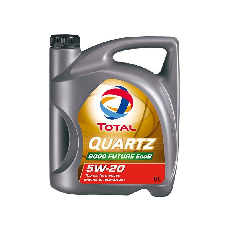 Моторное масло Total QUARTZ 9000 FUTURE EcoB 5W-20 5L