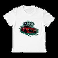 """Детская футболка """"Ауди"""" для мальчика"""
