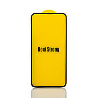 Защитное стекло  KONI STRONG Premium Arc Design для Iphone X/XS/11 Pro|0.3mm| (foam bag)