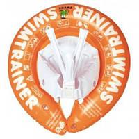Надувной круг SWIMTRAINER (Оранжевый) с 6 мес до 6 лет