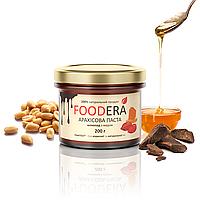 Арахисовая паста FOODERA шоколад с мёдом