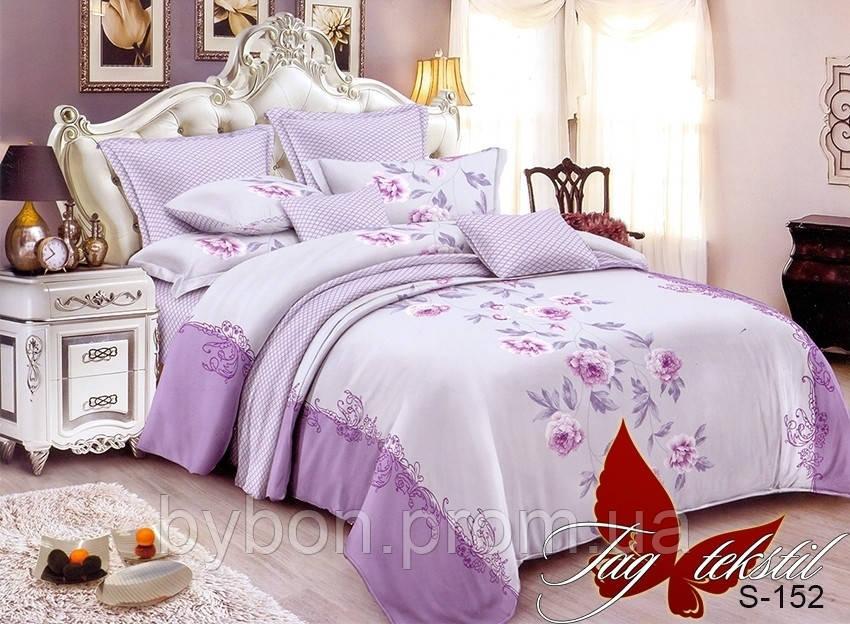 Комплект постельного белья с компаньоном S-152