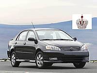 Лобове скло TOYOTA COROLLA E120 / Тойота Королла е120 (2002-2006)