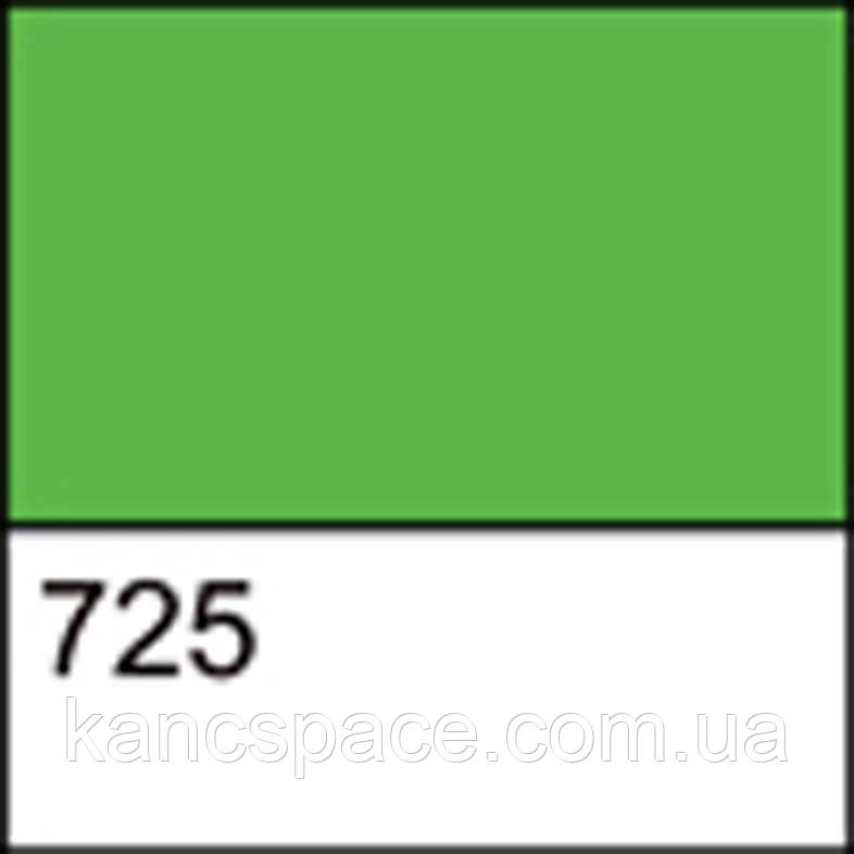 Фарба акрилова по тканині ДЕКОЛА зелена, флуоресцентна, 50мл ЗХК