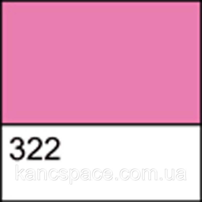 Фарба акрилова по тканині ДЕКОЛА рожева, флуоресцентна, 50мл ЗХК