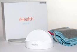 Тонометр Xiaomi iHealth (BP3L) беспроводная bluetooth версия