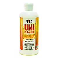 Средство для педикюра ремувер с экстрактом Апельсин Nila Callus, 500 мл (щелочной)