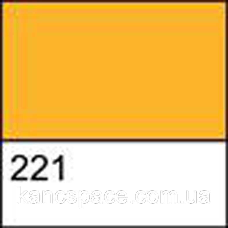 Фарба акрилова по шовку «Батік» ДЕКОЛА жовта темна, 50мл ЗХК
