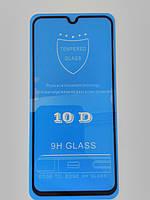 Защитное стекло   Full Glue   Samsung A40 2019 (черн)
