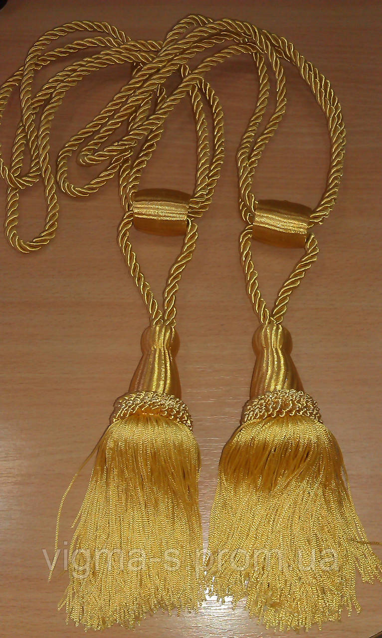 Подвязки для штор (услуга пошива)
