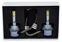 Комплект автомобильных LED ламп C6 H1 5537