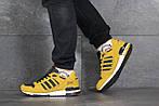 Мужские кроссовки Adidas ZX 750 (горчичный), фото 2