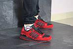 Чоловічі кросівки Adidas ZX 750 (червоні), фото 3