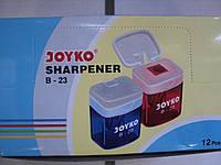 """Точилка для карандашей """"Joyko"""" 12 шт."""
