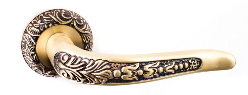 Ручка SAFITA R08H 199, RAC - античное золото
