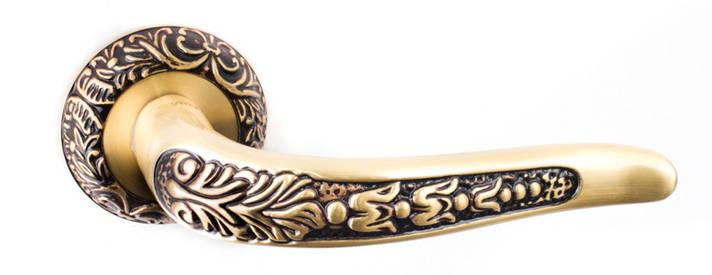 Ручка SAFITA R08H 199, RAC - античное золото, фото 2