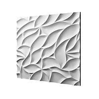 Гипсовые 3D (3д) панели Листва