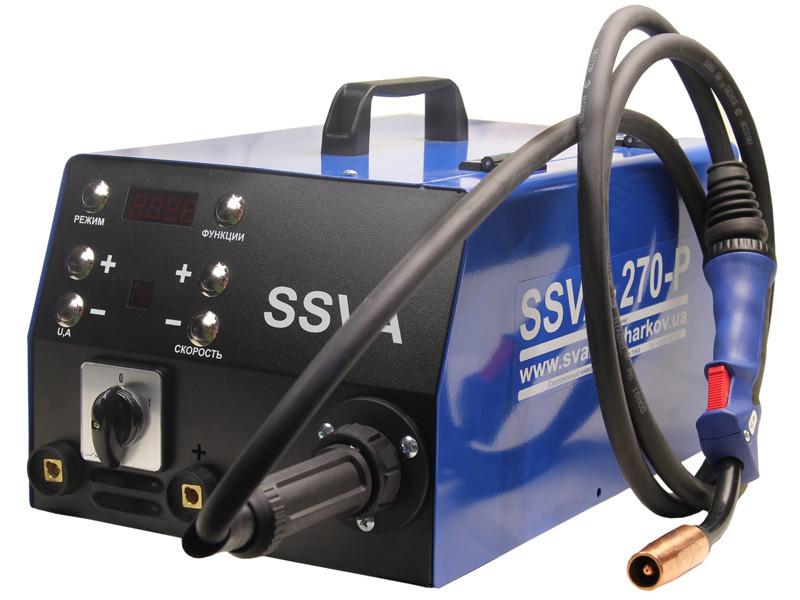 Сварочный полуавтомат SSVA-270Р (с рукавом) под 380В