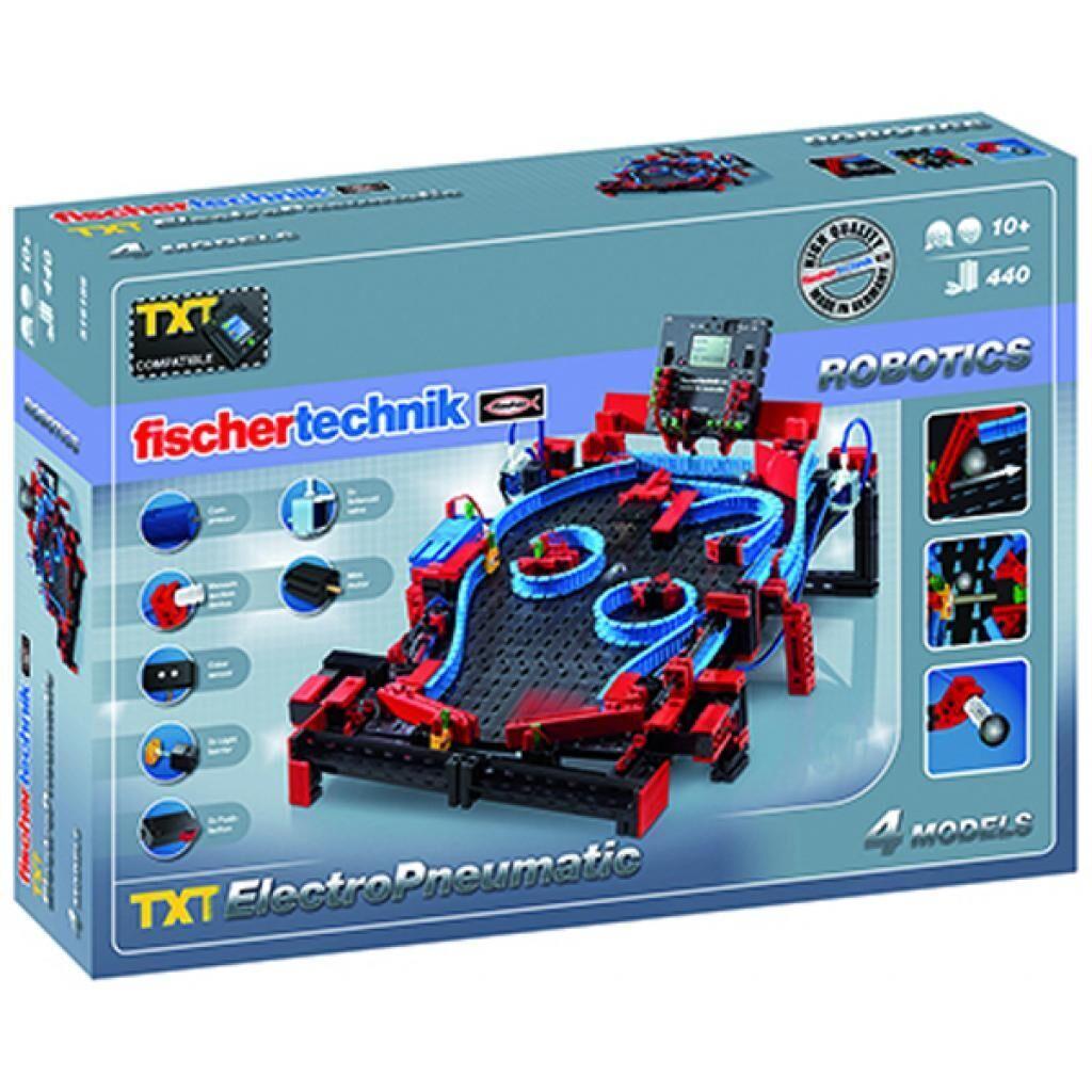 Конструктор Fischertechnik Robotics TXT Электропневматика (FT-516186)