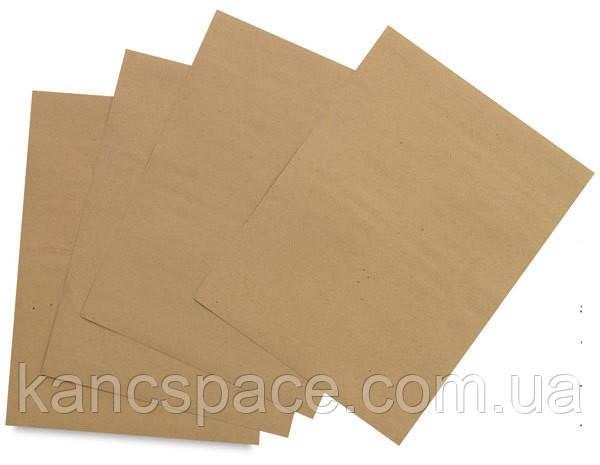Набір крафта в аркушах СОНЕТ, формат А3, щільність 78г/м2, 100 аркушів/упаковка ЗХК
