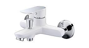 Смеситель для ванны Тритон Панама 16304W-D125 однозахватный