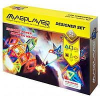 Конструктор Magplayer Набор 83 элемента (MPA-83), фото 1