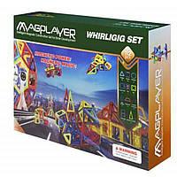 Конструктор Magplayer Набор 112 элементов (MPB-112), фото 1
