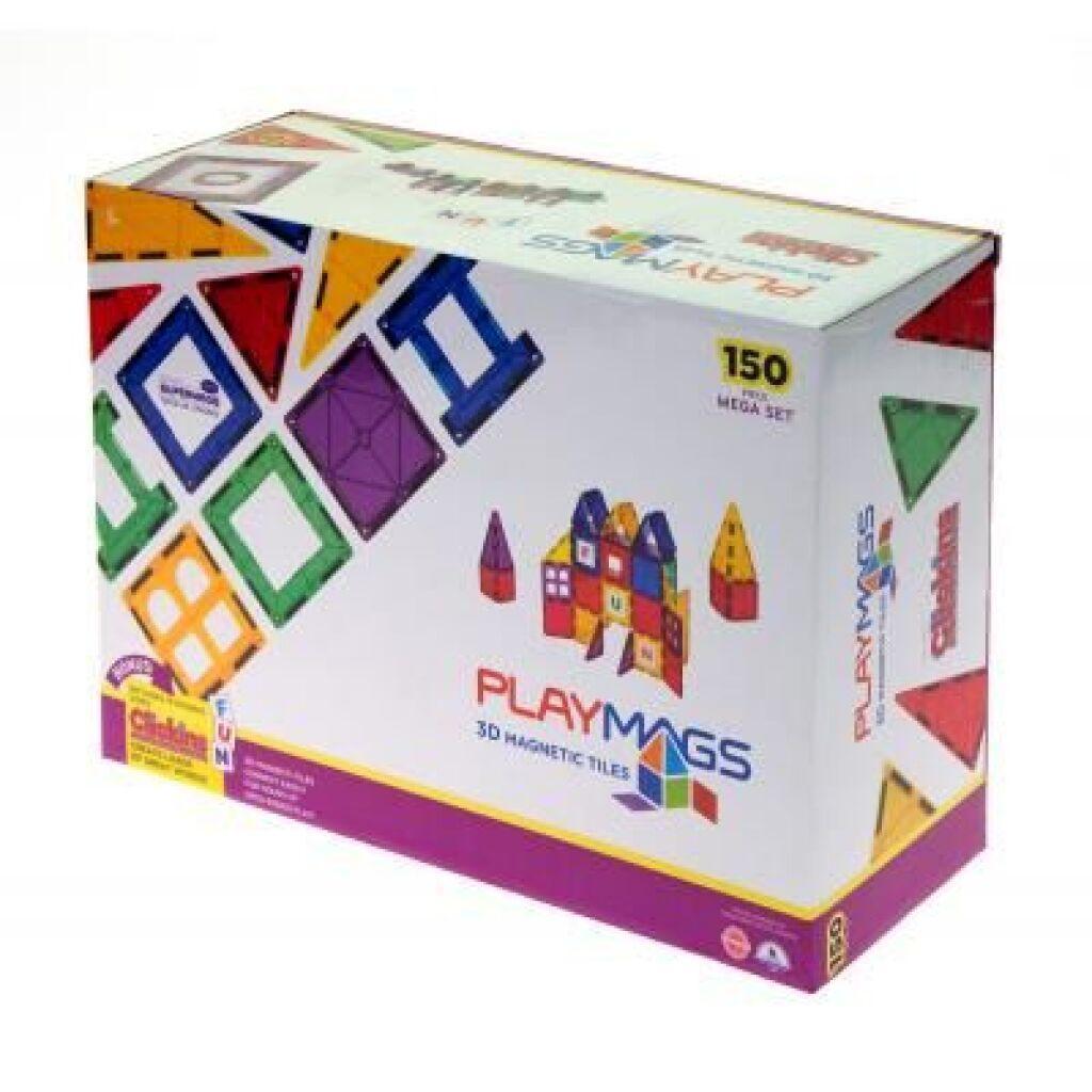 Конструктор Playmags Набор 150 элементов (PM156)