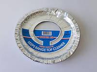 Форма из фольги круглая d 24 cm. (12 шт. в наборе)