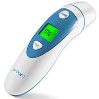 ANKOVO Цифровой медицинский инфракрасный лоб и ушной термометр для детей