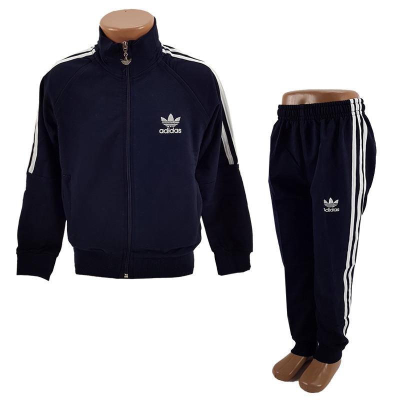 """Спортивний костюм для хлопчика  """"Adidas"""" (128-176) арт.6007                                         , фото 1"""