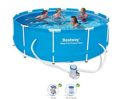 Каркасный бассейн BestWay 366х100 см (56260)