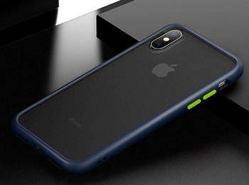 "TPU чехол LikGus Maxshield для Apple iPhone 11 Pro (5.8"")"