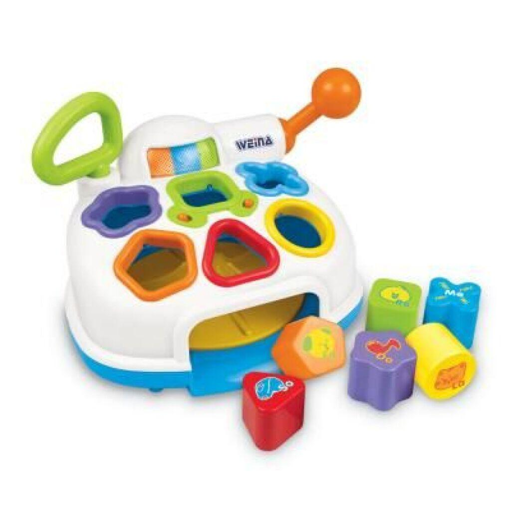 Музыкальная игрушка Weina Сортер (2002), фото 1