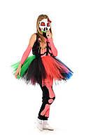 Детский карнавальный костюм Принцесса скелетов