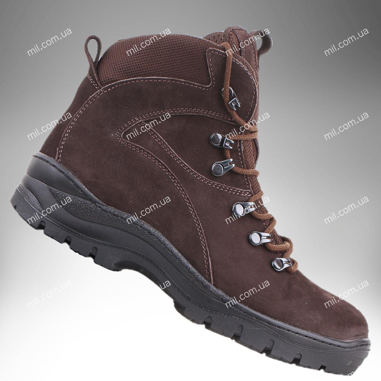 Обувь военная демисезонная / армейские, тактические ботинки ОМЕГА (шоколад)