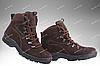 Обувь военная демисезонная / армейские, тактические ботинки ОМЕГА (шоколад), фото 2