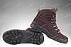 Обувь военная демисезонная / армейские, тактические ботинки ОМЕГА (шоколад), фото 3