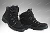 Обувь военная демисезонная / армейские, тактические ботинки ОМЕГА (шоколад), фото 6
