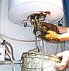 Чистка электрических водогрейных бойлеров от накипи в  г. Луцк.