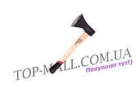 Топор Intertool - 1000 г, ручка пекан