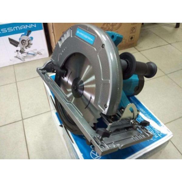 Пила дисковая Kraissmann 2400 KS-255