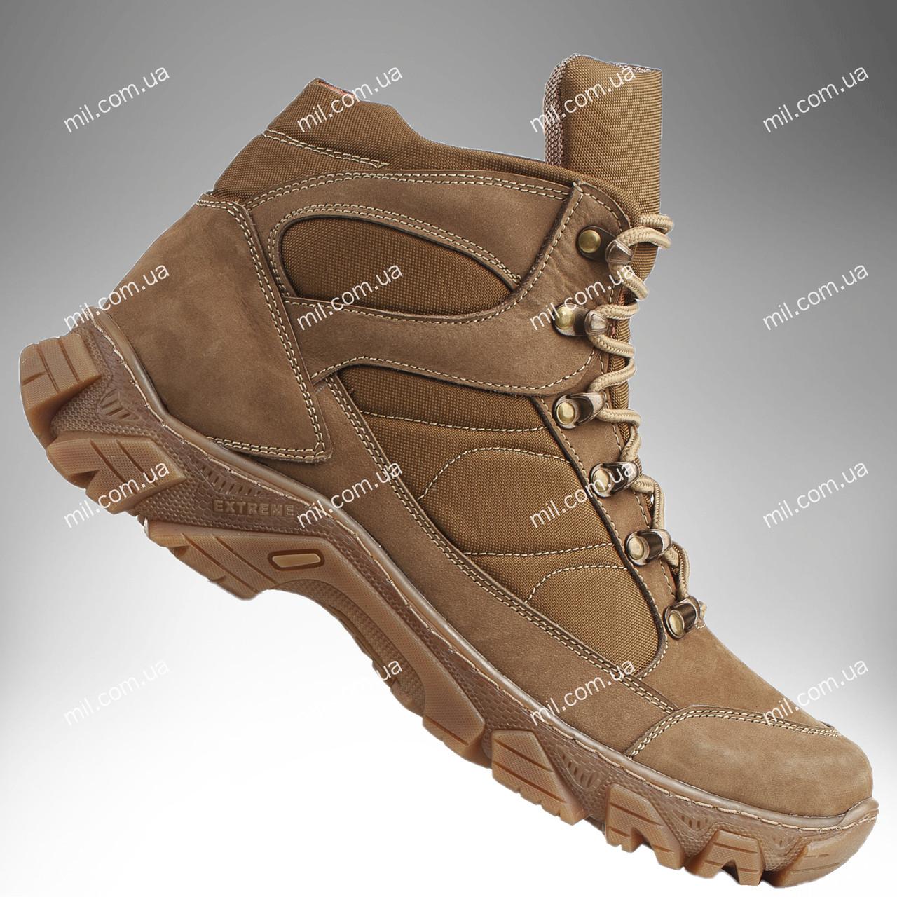 Демисезонные тактические ботинки / армейская, военная обувь ARMA Gen.II (койот)