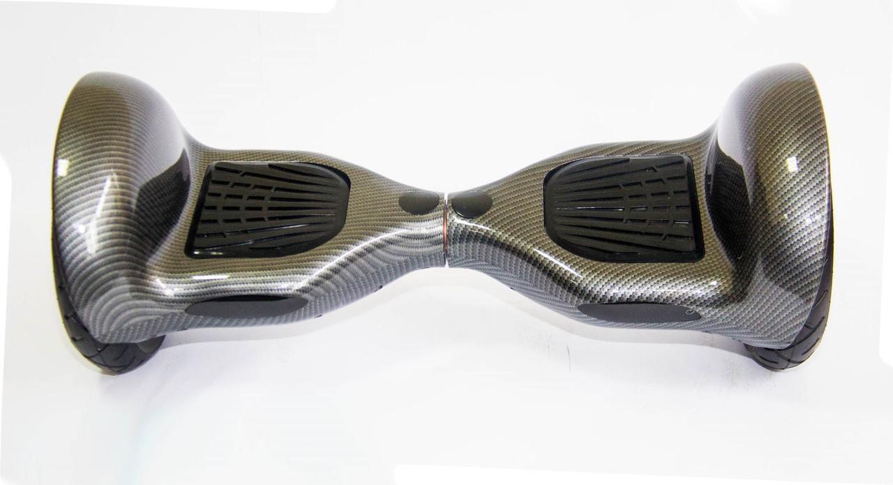 Гироскутер Allroad 10' Digital Carbon (Приложение к телефону, Самобаланс, Led,Bluetooth,сумка) Classic