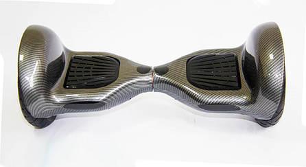 Гироскутер Allroad 10' Digital Carbon (Приложение к телефону, Самобаланс, Led,Bluetooth,сумка) Classic, фото 2