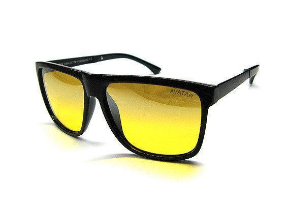 Кращі окуляри для водія антиблікові Avatar Polaroid