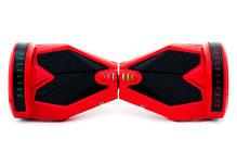 "Гироборд Smartway Lambo Led + App 8""  Alarm Red (LED, App, пульт, сумка) Classic, фото 3"