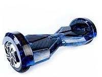 Гироскутер Smart Balance Transformer 8 Синий огонь (Led, Bluetooth, Приложение, Cумка) Classic